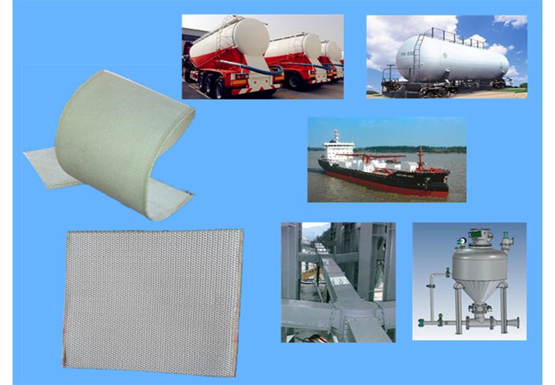 Air Slide Fabric Factory