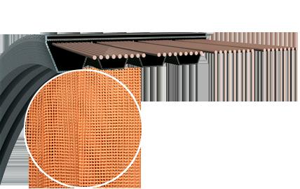 Rubber Hose/V Belt Reinforcement