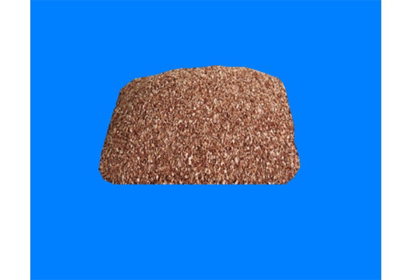 Treated Chopped Fiber