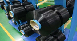 What are the applications of polyester industrial yarn?