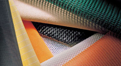 Special features of dipped belting fabric
